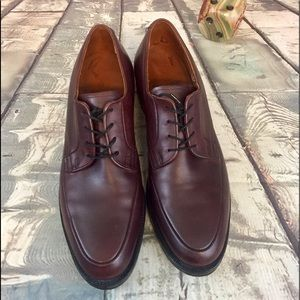 328f92ae8b7 E. T. Wright Leather Lace Up Loafer Dress Shoes